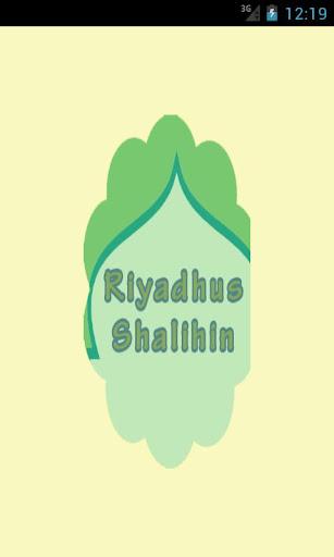 Riyadhus Shalihin Indonesia