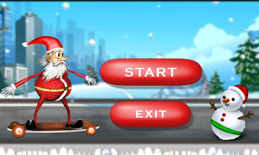 Skating on Road
