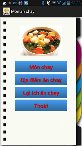Món ăn chay