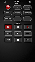 Screenshot of Castreal Remote Control