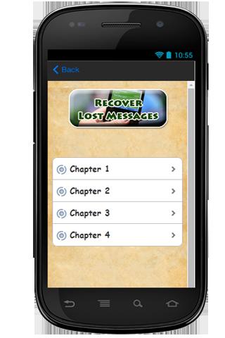 玩免費生產應用APP|下載Recover Lost Messages Guide app不用錢|硬是要APP