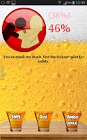 Screenshot of Alcohol Test Free
