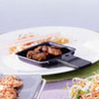 Biefstuk Met Knoflook En Zwarte Peper
