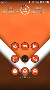 Rivalry Brown n Orange v1