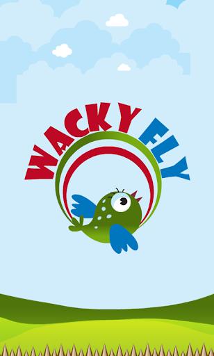 Wacky Fly - Birds Game