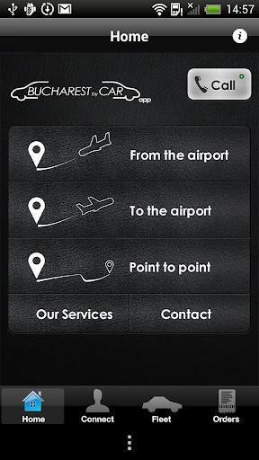 Bucharest airport transfers