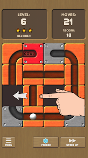 Unroll Me ™- unblock the slots Screenshot