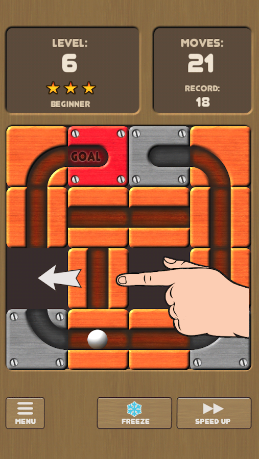 Unroll Me ™- unblock the slots- screenshot