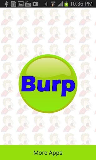 Sound Pranks: Burp Generator