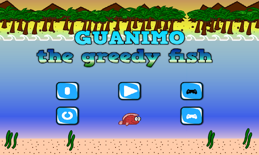 Guanimo - the greedy fish