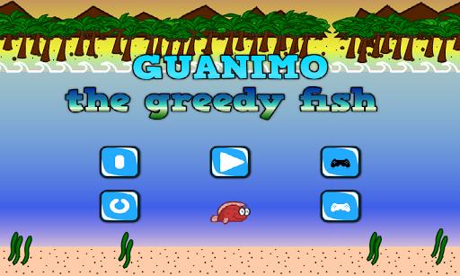 Guanimo - the greedy fish