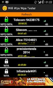WIFI WPS WPA TESTER (ROOT) v2.6.1