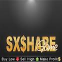 SX$hare Game logo