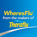 Theraflu® WheresFlu™ Mobile logo