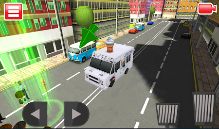 Candy & Ice Cream Truck 1.0.1 screenshot 98725