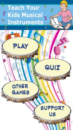Teach Kids Musical Instruments