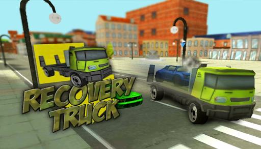 Truck Simulator 3D: Truck