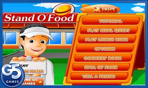 Stand O'Food® - screenshot thumbnail