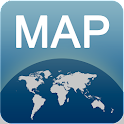 Salzburg Map offline icon
