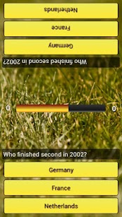 Football World Cup Quiz - screenshot thumbnail