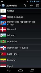 GeoTrain - Flags & Capitals- screenshot thumbnail