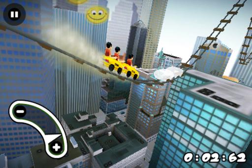 3D Rollercoaster Rush NewYork 1.6.10 screenshots 5