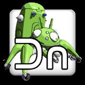 DroidNomicon Business Card JM