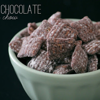Dark Chocolate Puppy Chow