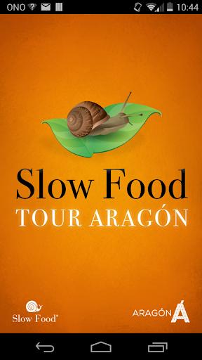 Slow Food. Tour Aragón