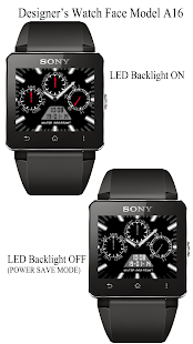 玩生活App|A16 WatchFace for SmartWatch2免費|APP試玩