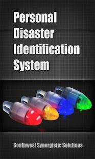 Disaster ID- screenshot thumbnail