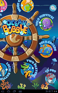 (HD) Ocean Bubble Shooter- screenshot thumbnail