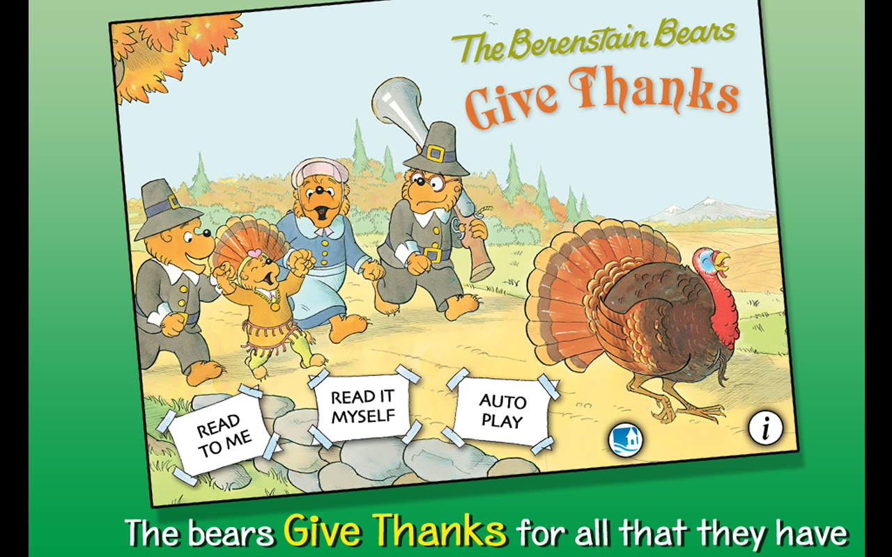 BB - Give Thanks - screenshot