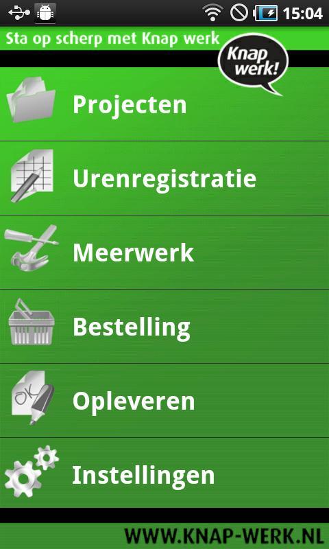 Knap werk! - screenshot