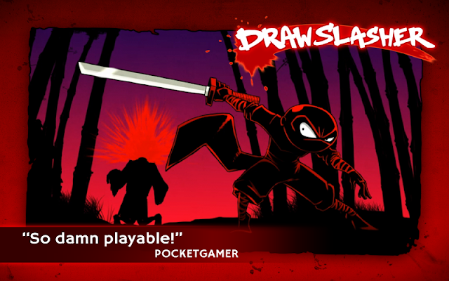 DRAW SLASHER by Mass Creation - screenshot