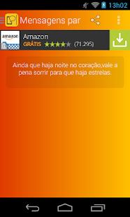 Mensagens para Celular - screenshot thumbnail