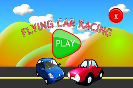 Flying Car Racing