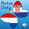 PortosDicty Dutch Croatian icon