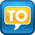 TalkOver Messenger logo