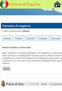 Permesso di Soggiorno - Aplicaciones de Android en Google Play