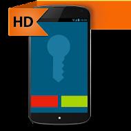 BIG! Full Screen Caller ID Key