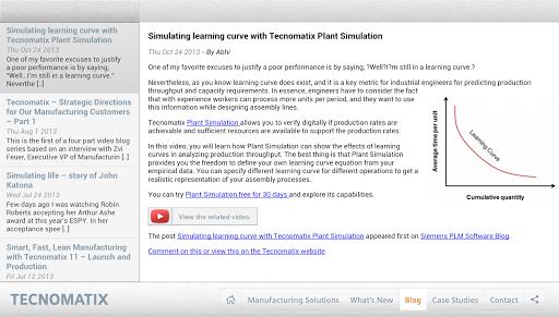 【免費商業App】Tecnomatix 360-APP點子