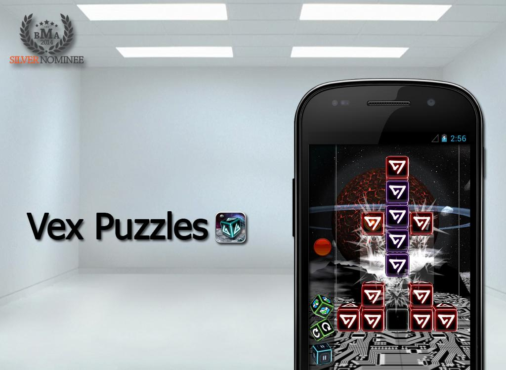 Vex Puzzles- screenshot
