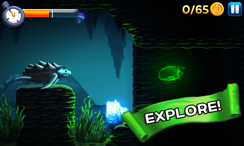Depths - Submarine Exploration - screenshot