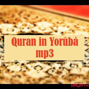 Quran in Yoruba mp3