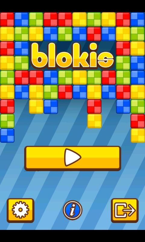 Blokis - Match 3 Block Explode- screenshot