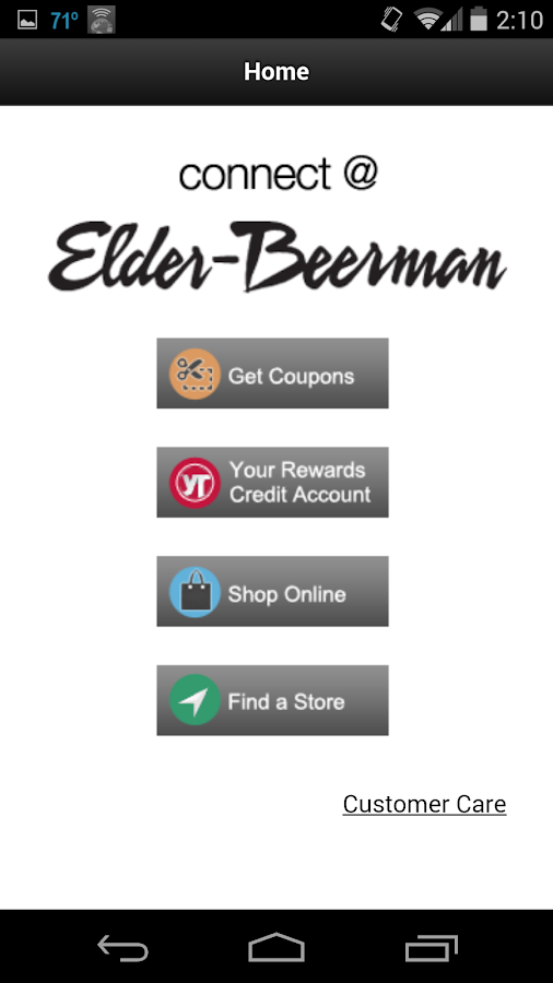 Elder Beerman Promo