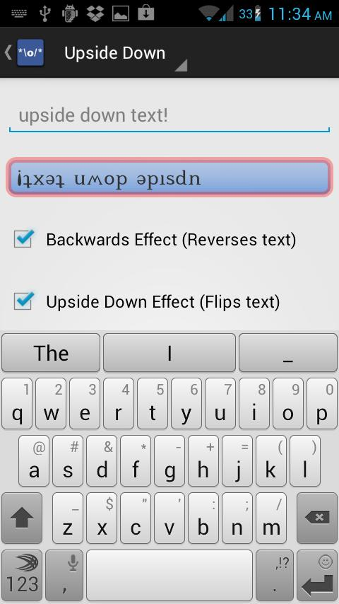 Ascii Emoticons- screenshot