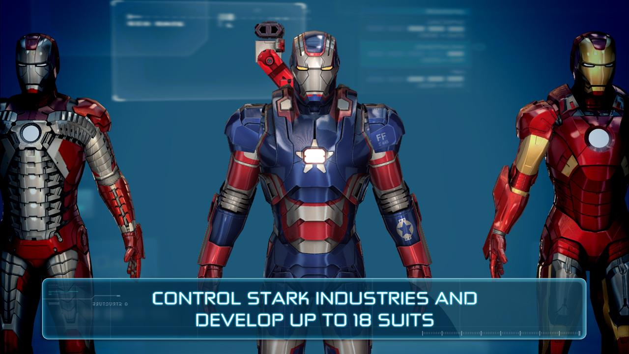 Iron Man 3 - The Official Game - screenshot