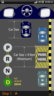 Learn Parallel Parking- screenshot thumbnail